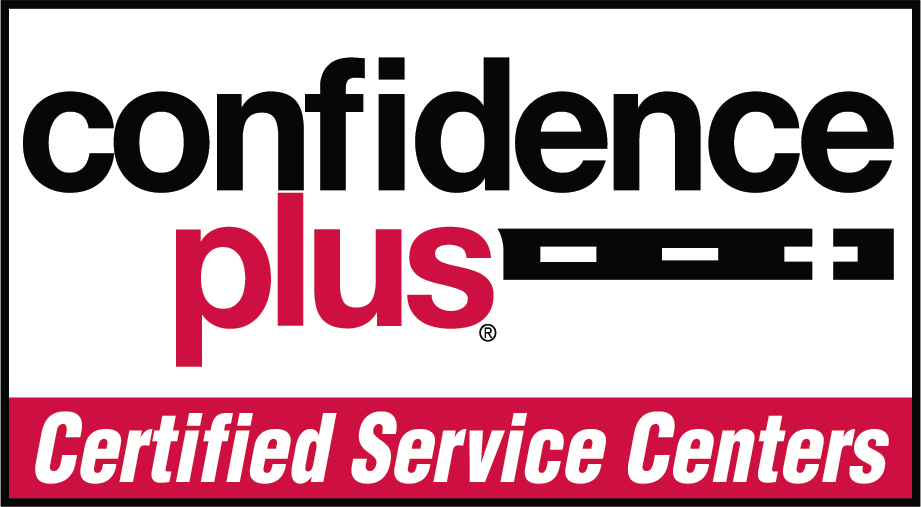 Confidence Plus Certified Service Centers