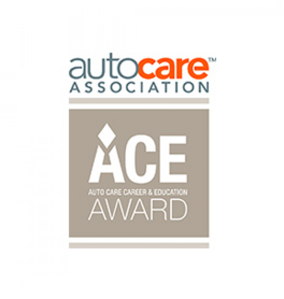 Auto Care ACE Award