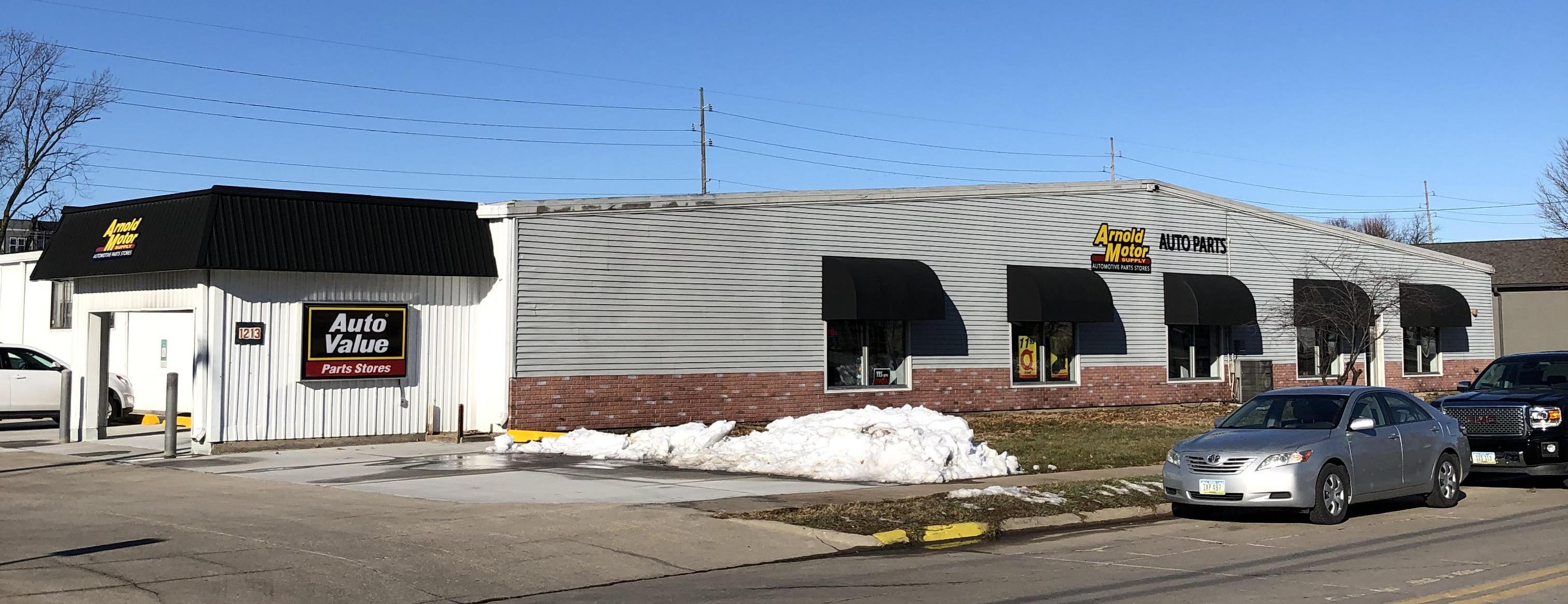 Arnold Motor Supply, Iowa City