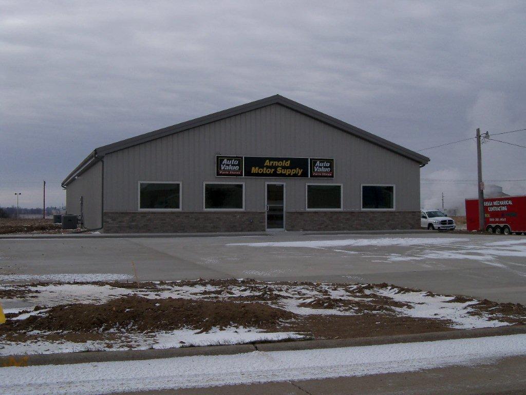 Arnold Motor Supply Wilton Iowa