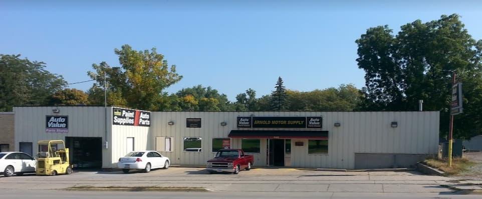 Cedar Falls Parts Store
