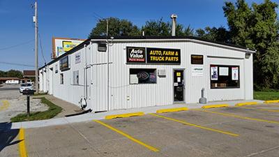 Glenwood Iowa Parts Store