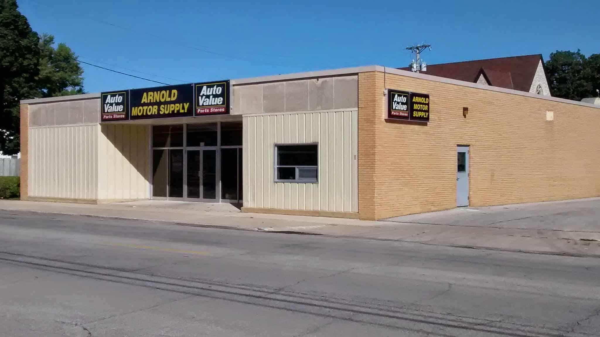 Mason City Iowa Parts Store