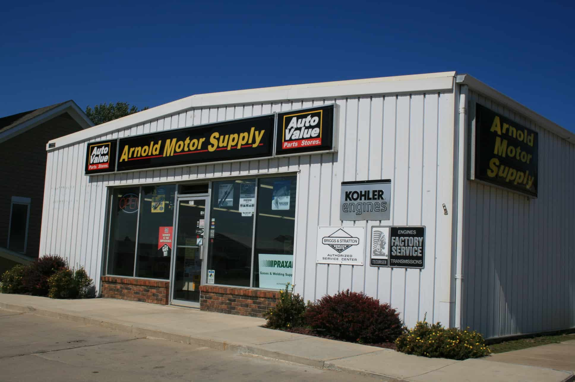 Orange City Iowa Parts Store