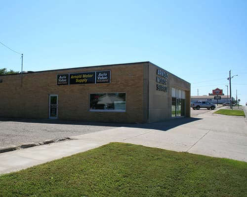 Sheldon Iowa Parts Store