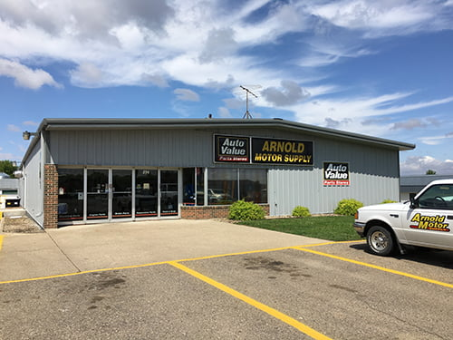 Sioux Center Parts Store