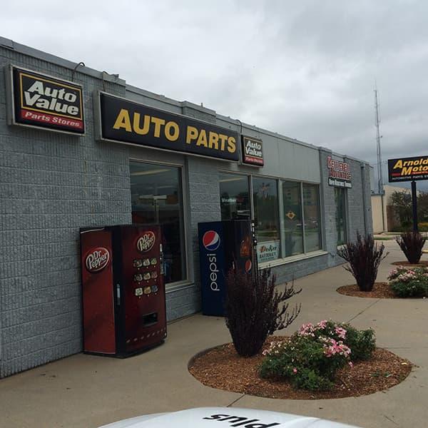 Vinton Iowa Parts Store