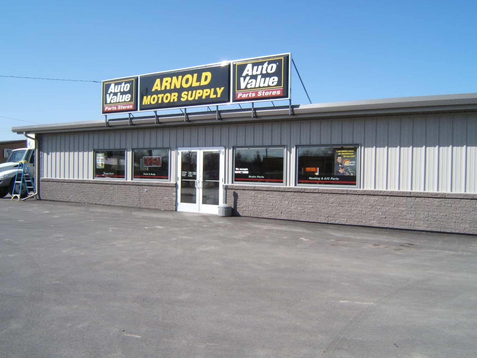 Webster City Iowa Parts Store