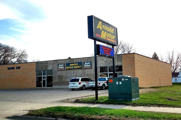 Fairmont Minnesota Parts Store