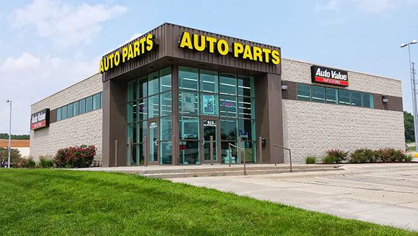 Auto Value Parts Store Bellevue Nebraska
