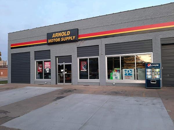 Hastings Nebraska Auto Parts Store
