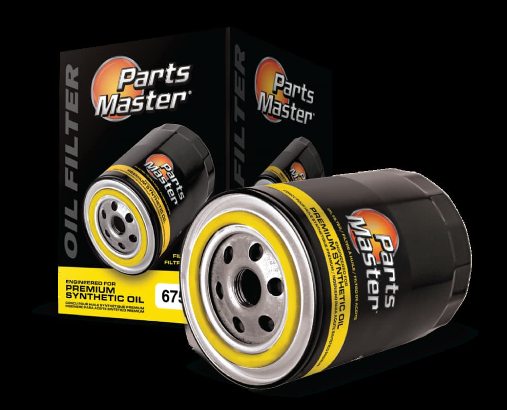 Parts Master Synthetic Filters